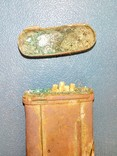 Спичечница латунная, фото №9