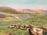 Горный пейзаж Крым
