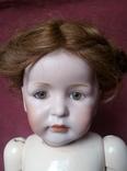 Шарнирная кукла на резинках, Кестнер, MOLD 208, Германия.