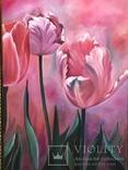 Тюльпаны, 50х70