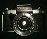 Фотоаппарат (PRAKICA) super TL производства ГДР photo 1