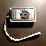 Цифровой фотоаппарат амфибия Pentax optio w60 б.у.