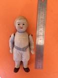 Кукла антикварная фарфор.