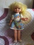 Кукла большая 55 см на резинках