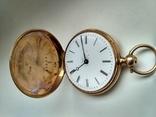 Часы карманные золотые,швейцарские photo 1