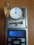 Часы карманные золотые,швейцарские photo 12