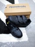 Новые кожаные кроссовки Reebok 33 р. photo 1