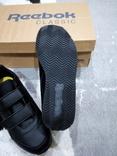 Новые кожаные кроссовки Reebok 33 р. photo 2