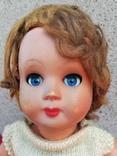 Кукла с поворотом глаз