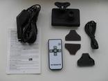 Видеорегистратор DVR HD128 SOS FullHD, G-сенсор, пульт управления photo 3