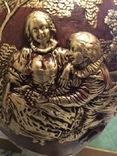 Эксклюзивная ваза ручной работы Italy