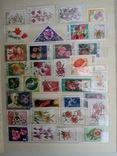 Альбом 911 марок разных стран и годов