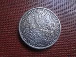 Германия. Веймарская республика 5 марок 1927 D медальные. Гинденбург серебро (ф.3.16)_