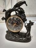 Лиса и ворона. Часы. Касли 1967 год