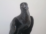 """Фигурка-пепельница """"Орел со змеей"""" чугун, клеймо СМП в ромбе. photo 7"""