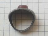 Римский серебряный перстень photo 6