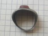 Римский серебряный перстень photo 8