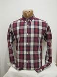 Модная мужская приталенная рубашка HgM как новая