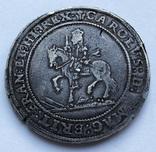 Пол фунта 1642 года Англия. photo 4