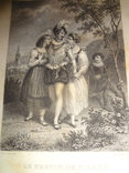 Дон Жуан с гравюрой до 1850 года