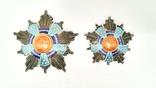 Орден и медаль ордена Объеденной Арабской Республики II класса