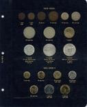 Альбом для монет Прибалтики (Латвия/Литва/Эстония), фото №6