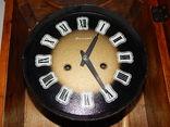 Часы настенные ссср с боем янтарь хенд мейд 0355, фото №8