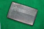 Портсигар серебро 1945г