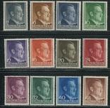 1941 Рейх генералгубернаторство Гитлер полная серия
