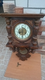 Часы настенные Gustav Becker Silesia P.42
