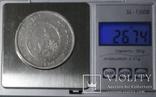Долар (5 шилингов) 1804г. Великобритания токен XF+