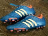 Adidas - фирменные футбольные копы разм. 27см.