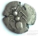Античная монета.