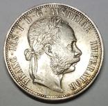 1 флорин 1889 года