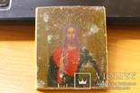 Икона Спас 84 проба 1871 год photo 3