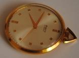 Карманные часы Ракета-Самсон AU-20 photo 7