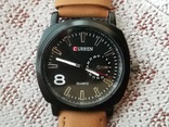 Curren Black, мужские часы.