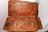 XVIII wieczne płyty z powozów