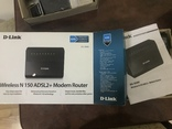 Wireless N 150 Modem Router