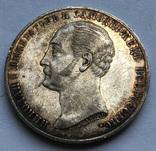 Рубль 1859 (Конь). UNC. photo 3