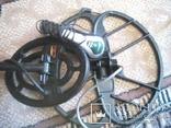 Garrett 250 CSI ( ACE ) с дополнительной катушкой сумкой и ушами