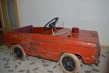 Педальная машинка СССР