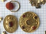 Золотые изделия древности