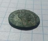 1/4 фоллиса Ромула AE Quarter Follis Valerius Romulus photo 2