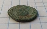 1/4 фоллиса Ромула AE Quarter Follis Valerius Romulus photo 5