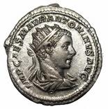 Антониниан Элагабал 218-222 г. н.э.