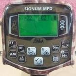 АКА СИГНУМ МФД 7272М ПРО  2.05 RU-EN.3й абгрейд от (ASGO). 3 катушки в комплекте.
