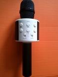 Караоке-микрофон WS- 858 - 1 с динамиком