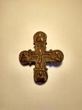 Крест накладной (набивной) XIII-й век 67мм х 75мм