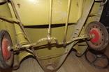 Машинка педальная Ракета..Стрела ..Запорожец photo 3